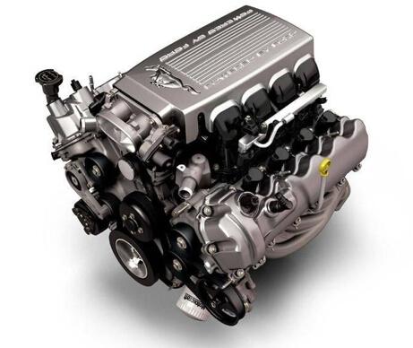南昌江铃jx4d24发动机 x4d24柴油发动机源自福特puma发动机,虽然图片